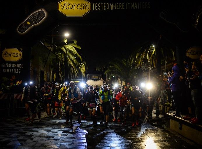Loano. 2st March, 2017. Maremontana 2017 8th Edition memorial Cencin De Francesco, Loano (SV) Italy, TRAIL 63KM 3481 D+/ 46KM 2514 D+ / 20KM 986D+, UTMB qualifying race 2017. Credit Damiano Benedetto/ Staff photographer