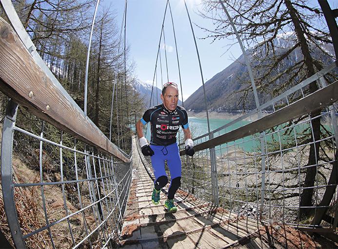 14° Ötzi Alpin Marathon - 29 aprile 2017 - Naturno - Senales (BZ) Triathlon: Mountain Bike, Corsa, Sci Alpinismo