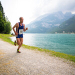 molveno lake running 01 ph filippo frizzera