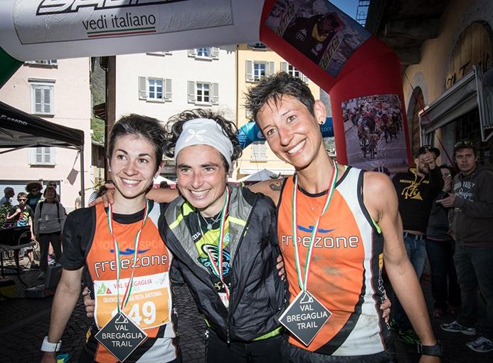 val bregaglia trail 2017 credits Maurizio Torri Podio_marathon_woman rampazzo bani giudici
