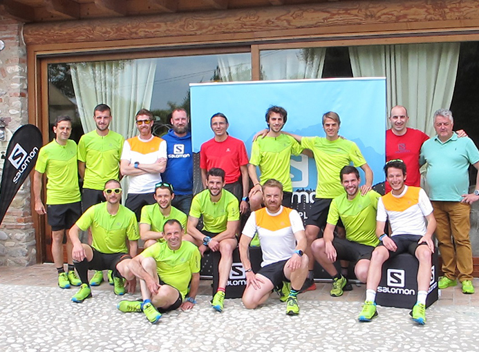 Salomon Ambassador trail running stagione 2017