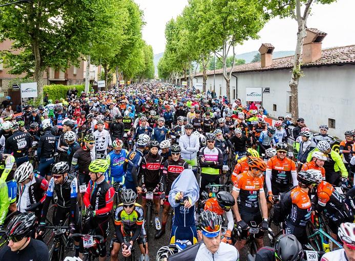 Gli oltre 4.000 partecipanti pronti alla partenza (Credits Marco Quaranta).
