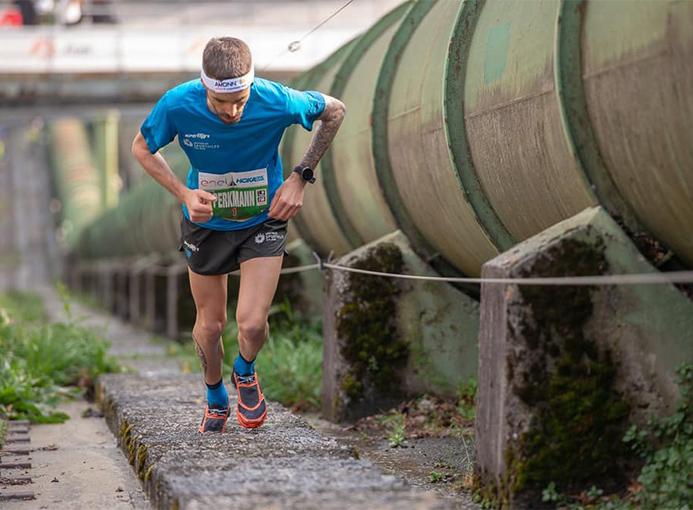 Valtellina Vertical Tube Race