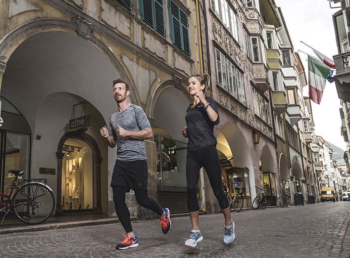 Bolzano City Trail