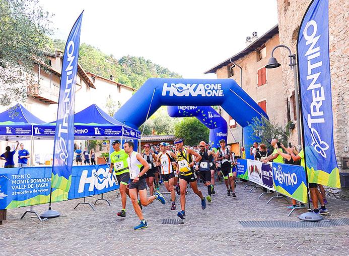 monte gazza wild running