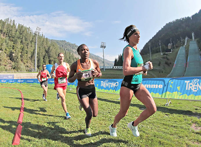 Marcialonga Running