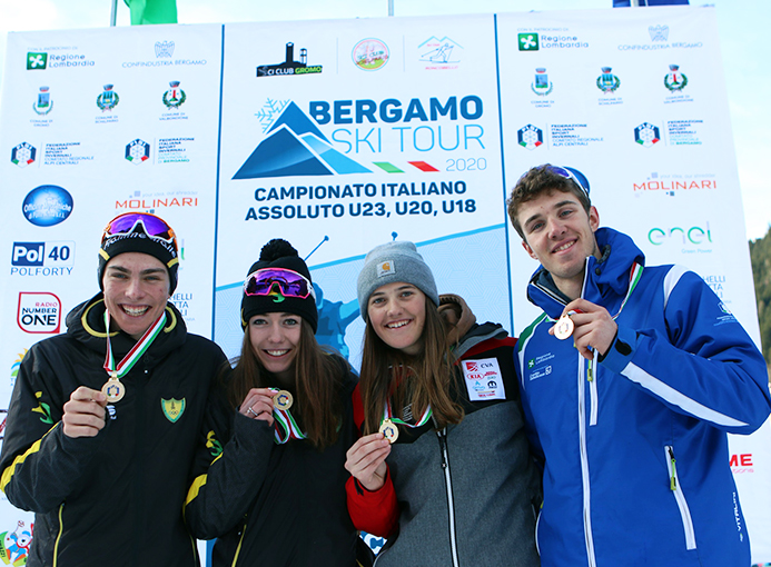 Bergamo Ski Tour