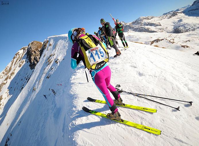 timogno ski raid