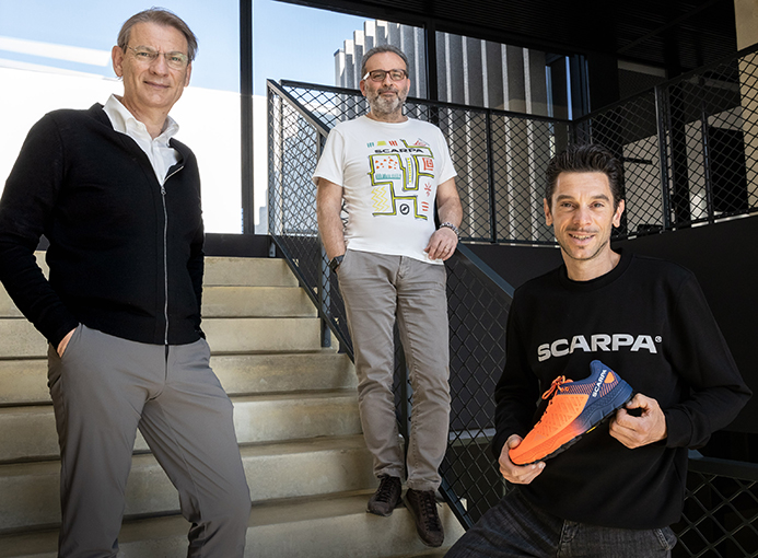 Scarpa Marco De Gasperi