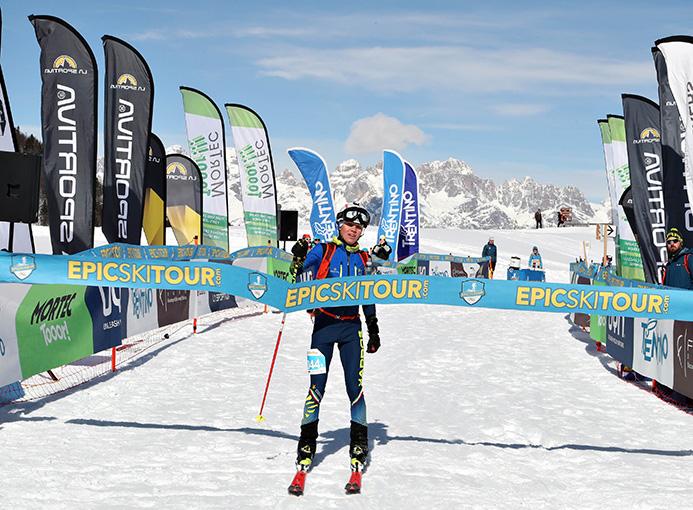Epic Ski Tour Bondone