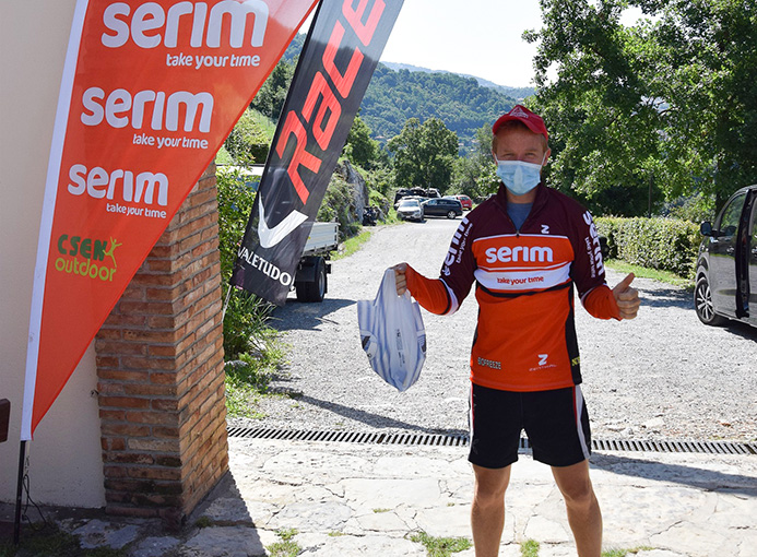 Crono Running Virtual Luca Arrigoni