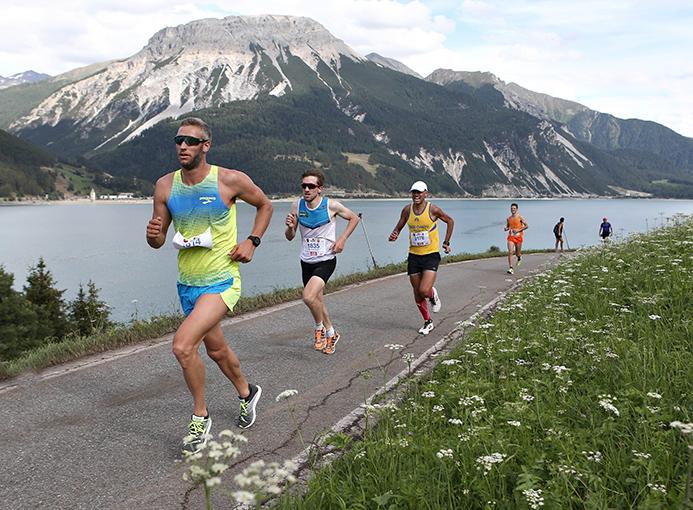 Giro Lago di Resia