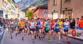 Trofeo Vanoni partenza