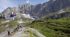 rifugio Albani