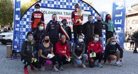 colombina trail running premiazione femminile