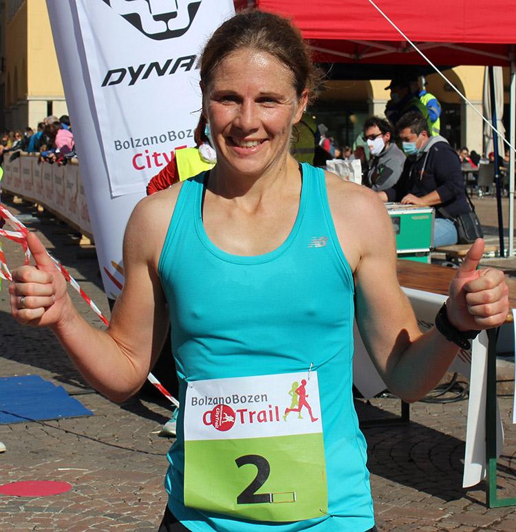 Agnes Tschurtschenthaler Bolzano City Trail