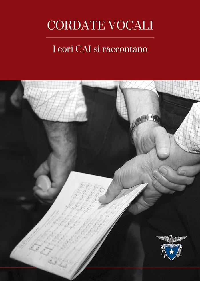 copertina del libro Cordate Vocali