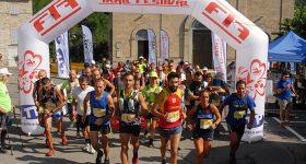 Ferriere Trail Festival la partenza