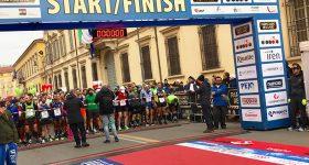 maratona di reggio emilia partenza 2019