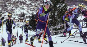 campionato italiano di scialpinismo 2020 davide magnini
