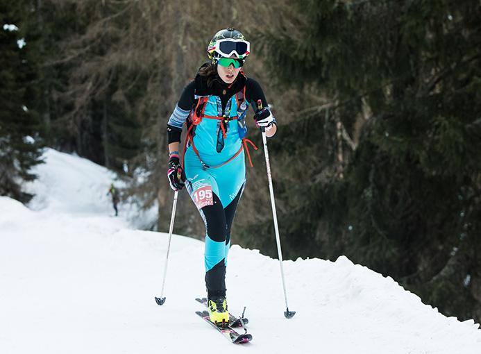 Campionati Italiani giovani di skialp 2020 a Vermiglio.