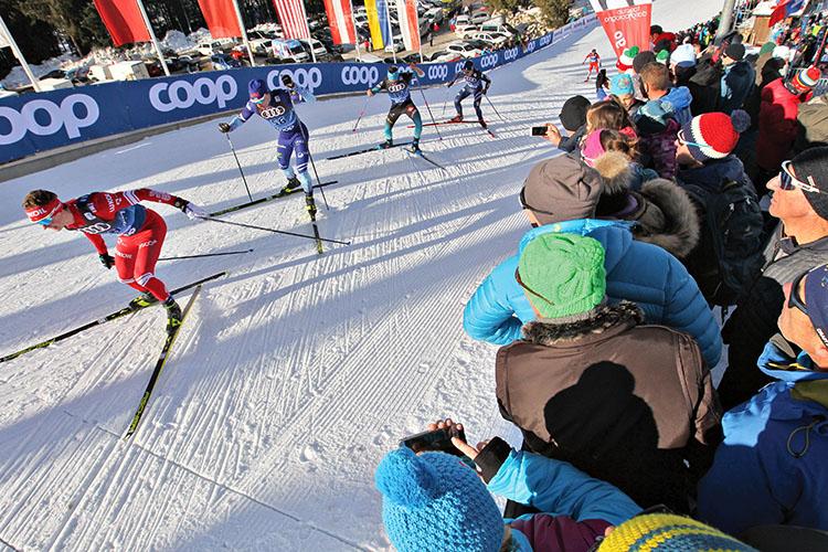 Tour de Ski Dobbiaco
