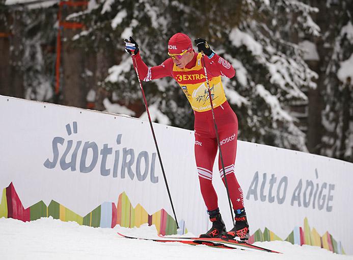 tour de ski dobbiaco Bolshunov