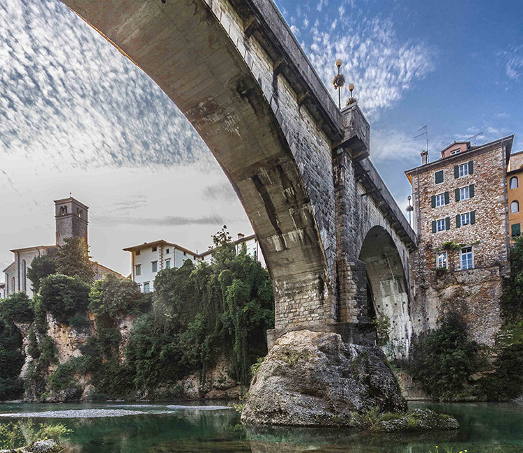 Cividale del Friuli Ponte del Diavolo