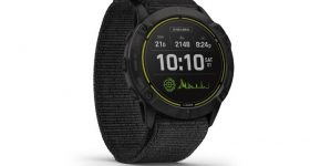 garmin enduro smartwatch trail running