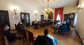 presentazione giro d'italia under 23 bergamo