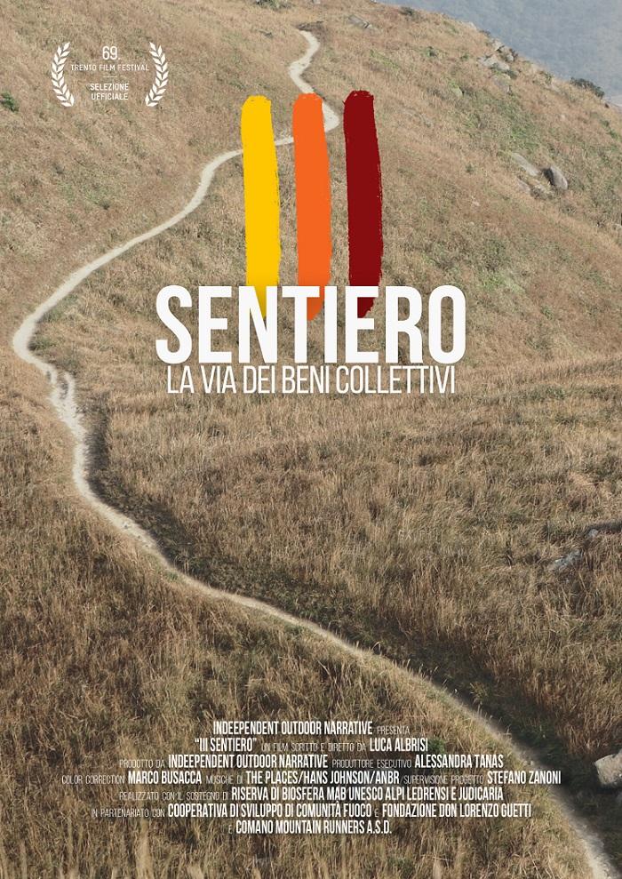 III Sentiero film locandina