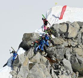 Adamello Ski Raid Passo Presena
