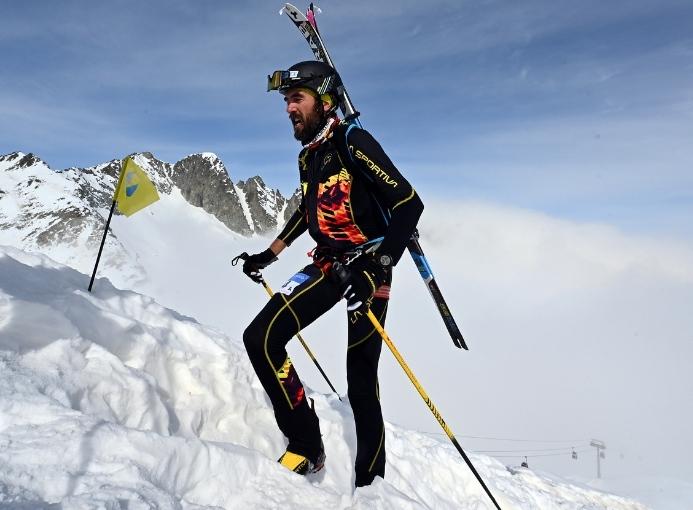 pietro lanfranchi adamello ski raid