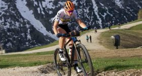 Katazina Sosna Hero Südtirol Dolomites