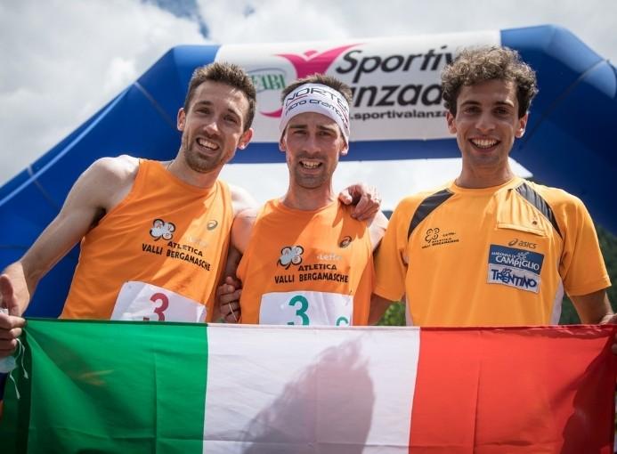 Xavier Chevrier, Luca Cagnati e Cesare Maestri