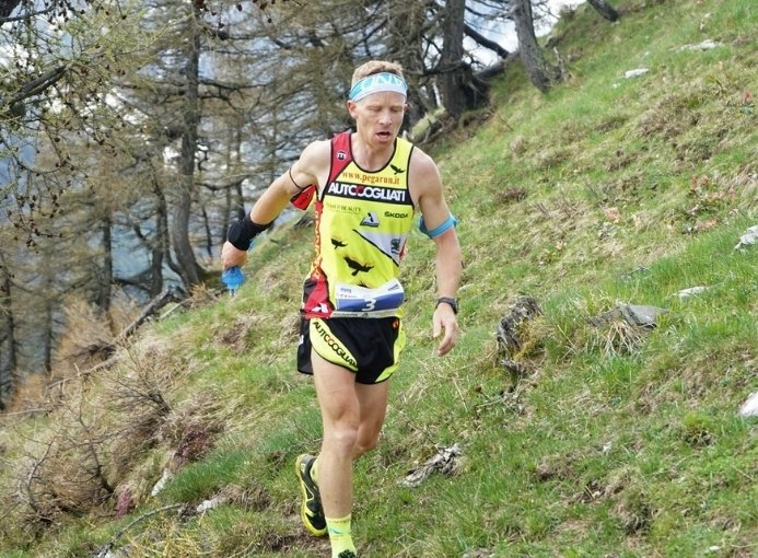 Luca Arrigoni Eremitica Trail Nave