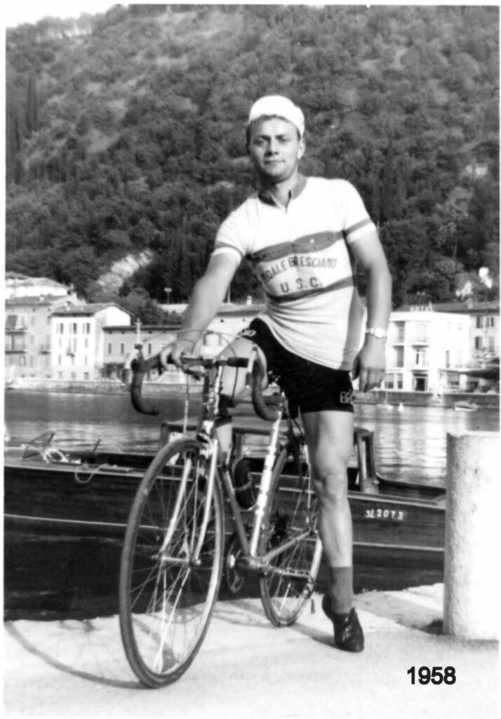 Paolo Parzani Pedale Bresciano 1958