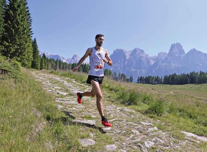 Primiero Dolomiti Marathon Giancarlo Simion