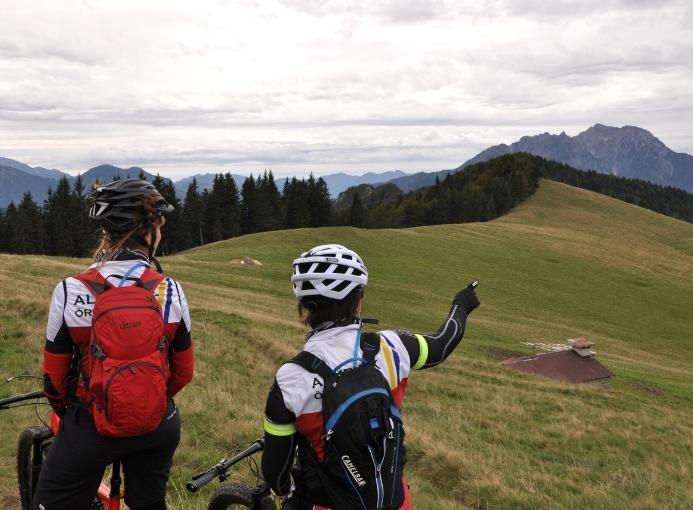 Valle Brembana mountain bike