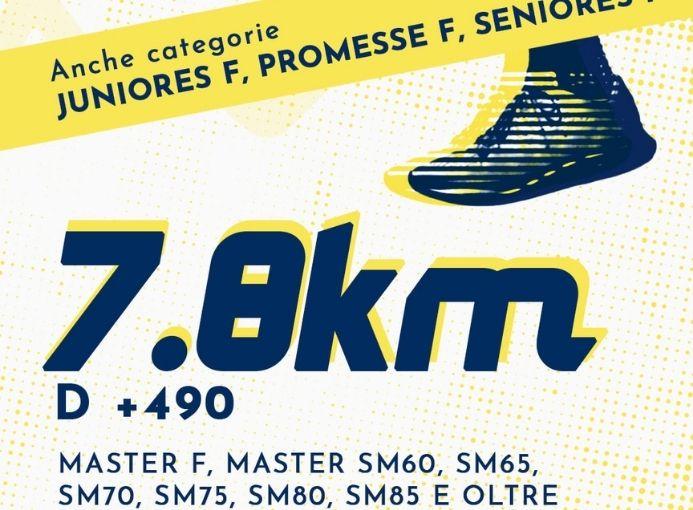 colorina campionato italiano master 2021 corsa in montagna