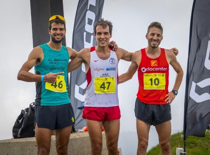 Buldet Vertical podio maschile