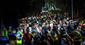 Gran Trail Courmayeur partenza