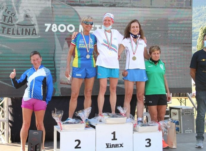 colorina campionato italiano master corsa in montagna