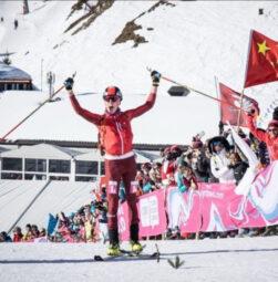 scialpinismo Giochi Olimpici Giovanili di Losanna 2020