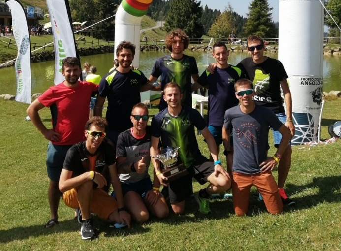 Angolo Vareno 2021 team Amr Angolo