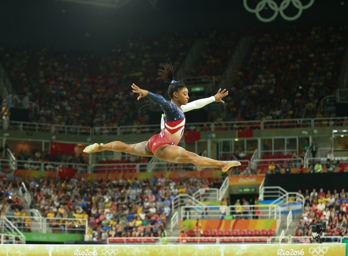 Simone Biles olimpiadi