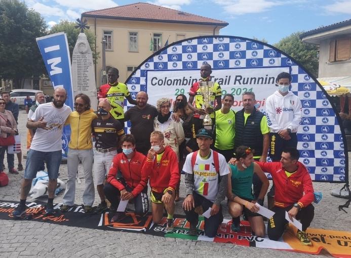 colombina trail running bossico