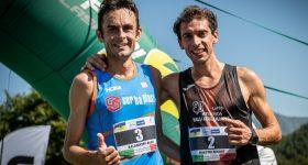 Alex Baldaccini Cesare Maestri Pian delle Betulle corsa in montagna