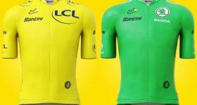 Santini Tour de France maglia gialla