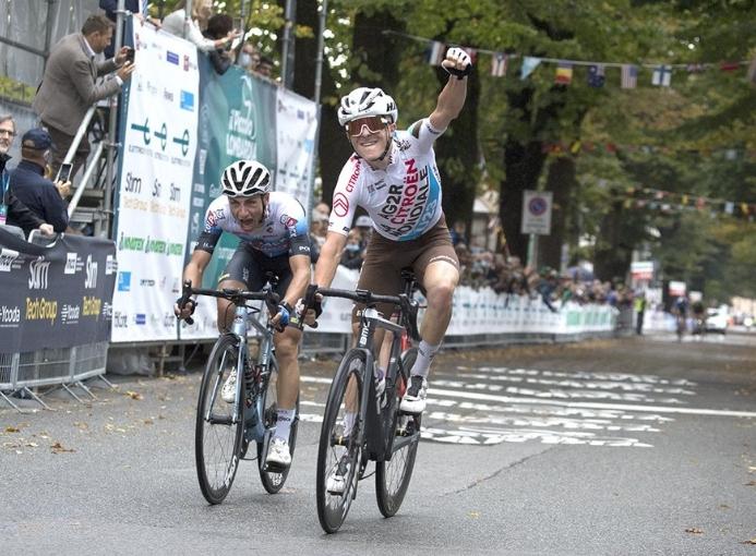 Piccolo Giro Lombardia 2021 Lapeira Petrucci